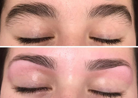 Brow Wax & Tint Accredited Online course - including Hybrid tint