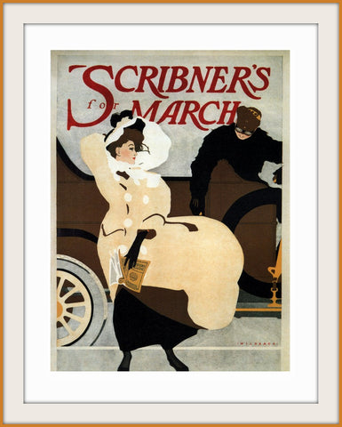 1-42 Cover: Scribner's Magazine – March 1906