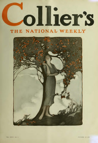 1-44 Cover: Collier's Magazine – October 18, 1912