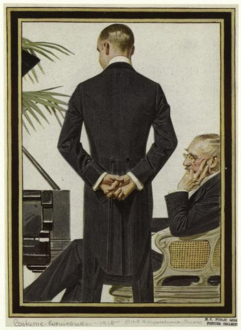 3-34 Advertisement: Kuppenheimer Suits