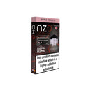 NZO 20mg Salt Cartridges with Pacha Mama Nic Salt (50VG/50PG) THC<0.2%