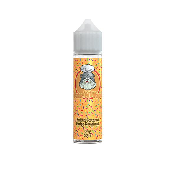 Bake 'N' Vape Bakery 50ml Shortfill (70VG/30PG) THC<0.2%