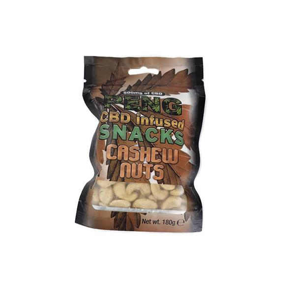 Peng CBD Infused Snacks - Cashew Nuts THC<0.2%