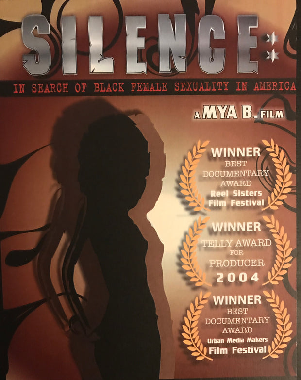 Silence: In Search of Black Female Sexuality in America - Affordable unisex cotton hoodies and tees | Shoot Films Not People