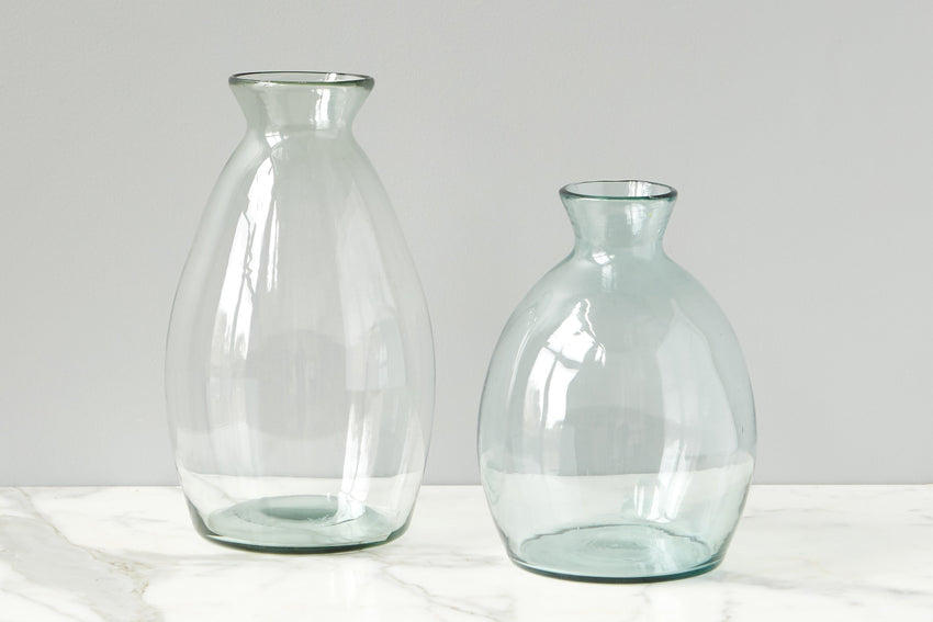 Artisanal Glass Bottle - 3 Sizes