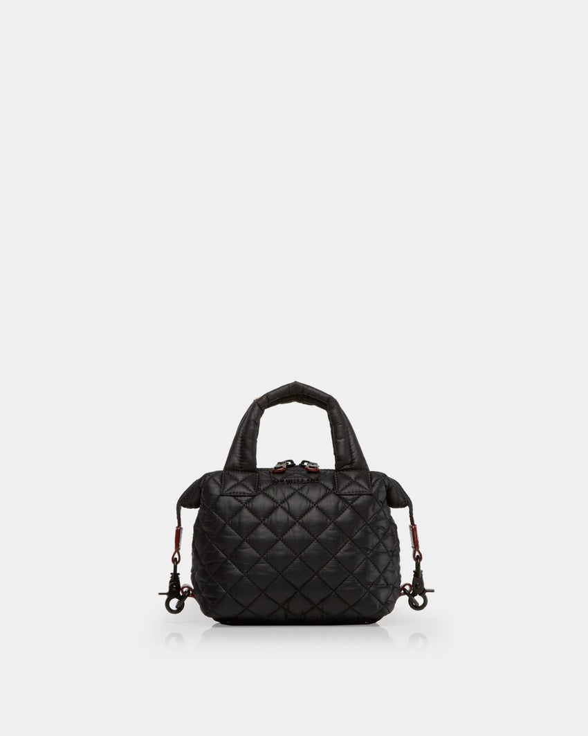 MZ Wallace Micro Sutton Bag Black