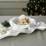 Beatriz Ball Melamine Small Bowl White