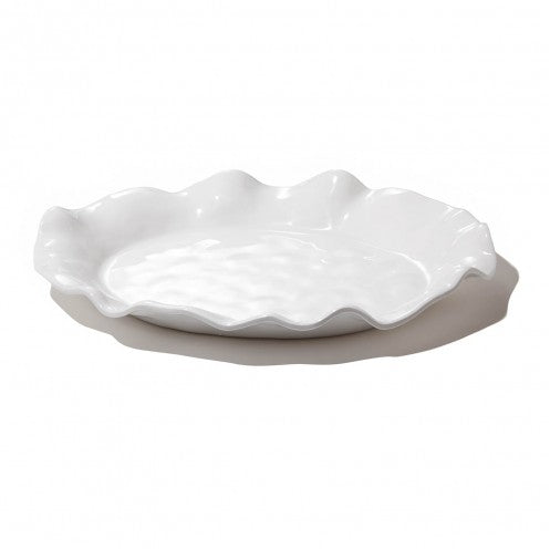Beatriz Ball Melamine Platter White