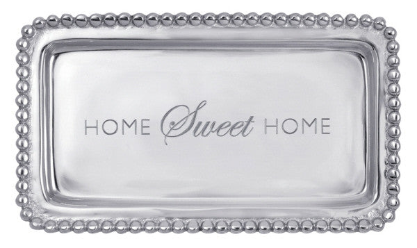 """Home Sweet Home"" Tray"