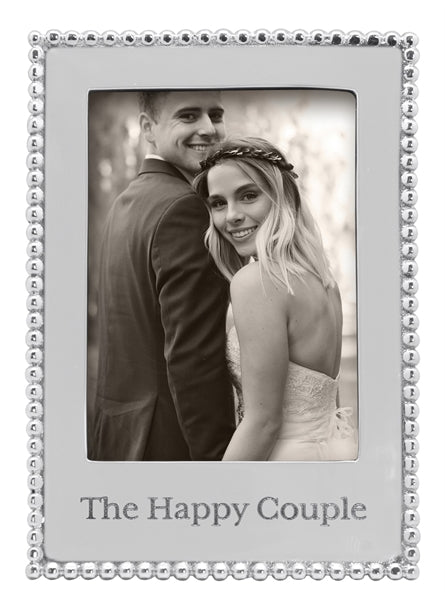 "Photo Frame ""The Happy Couple"""
