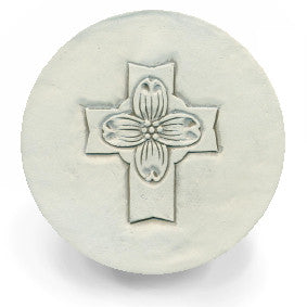 Moisture Absorbent Coasters - Dogwood Cross
