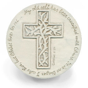 Moisture Absorbent Coasters - Thorn Cross