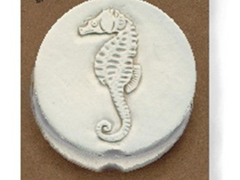 Moisture Absorbent Car Coasters - Seahorse