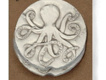 Moisture Absorbent Car Coasters - Octopus