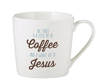 Mug - Coffee & Jesus