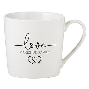 Mug - Love makes us Family