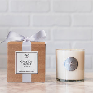 Grayton Beach Candle