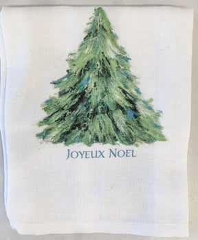 Christmas Tree Hand Towel