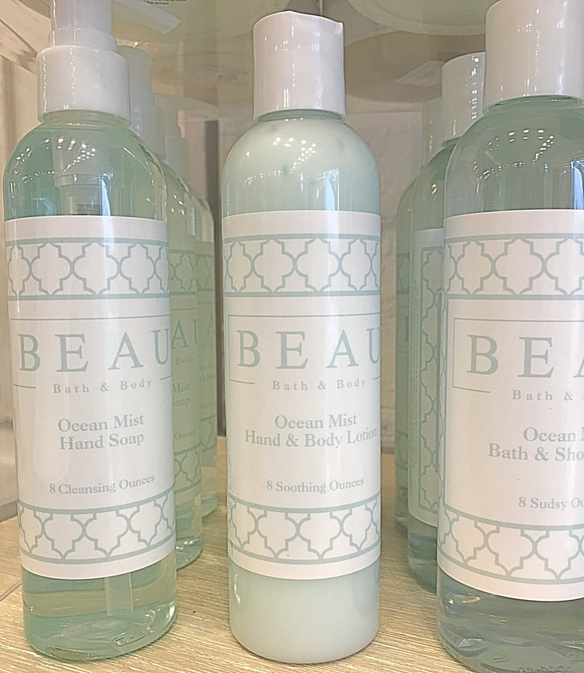 Beau Basics 8oz Hand and Body Lotion