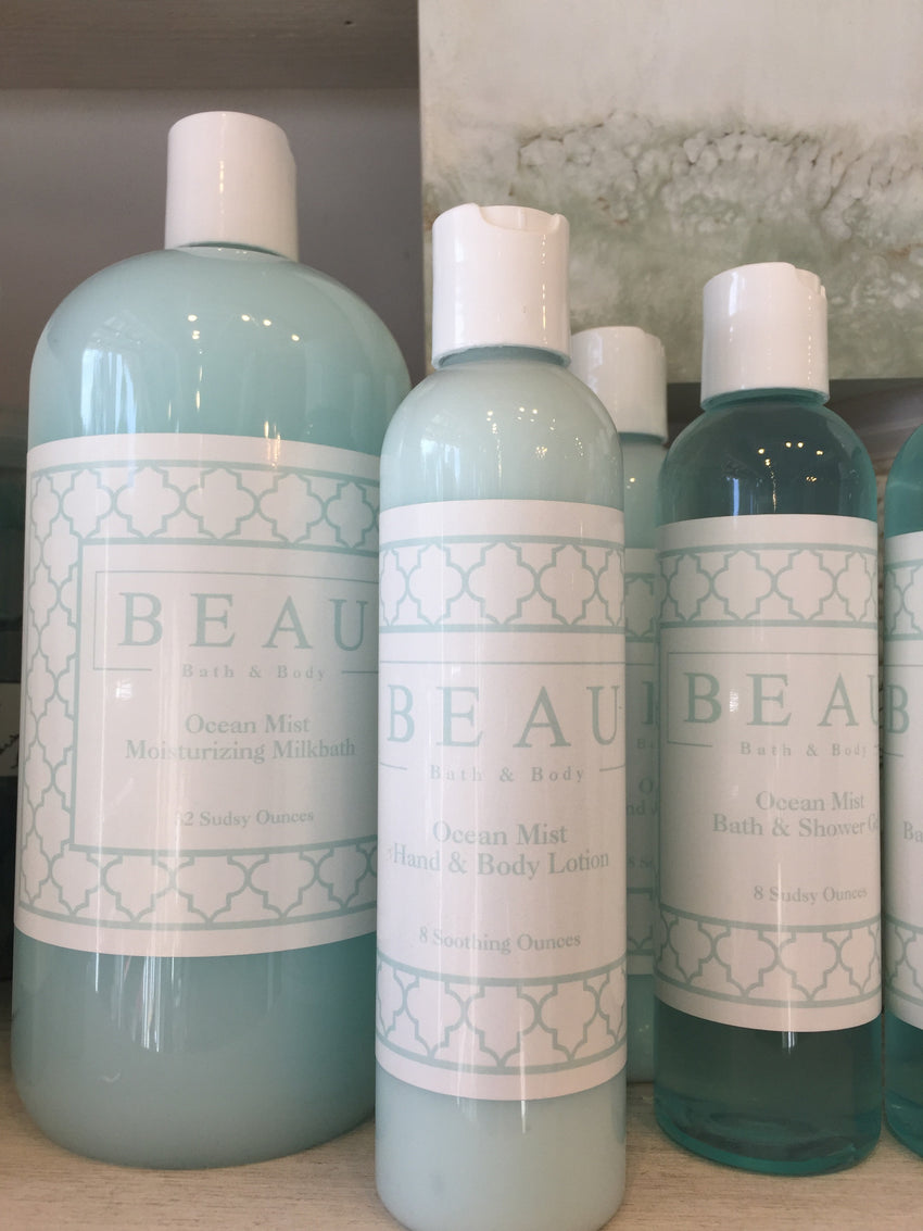 Beau Basics Moisturizing Milk Bath