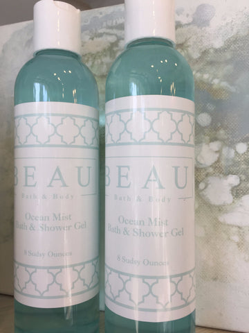 Beau Basics Shower Gel