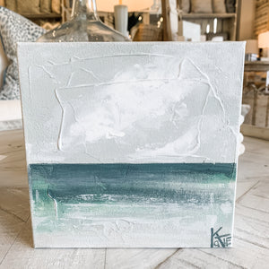 Original Art - Katie Toombs Seascape 8x8