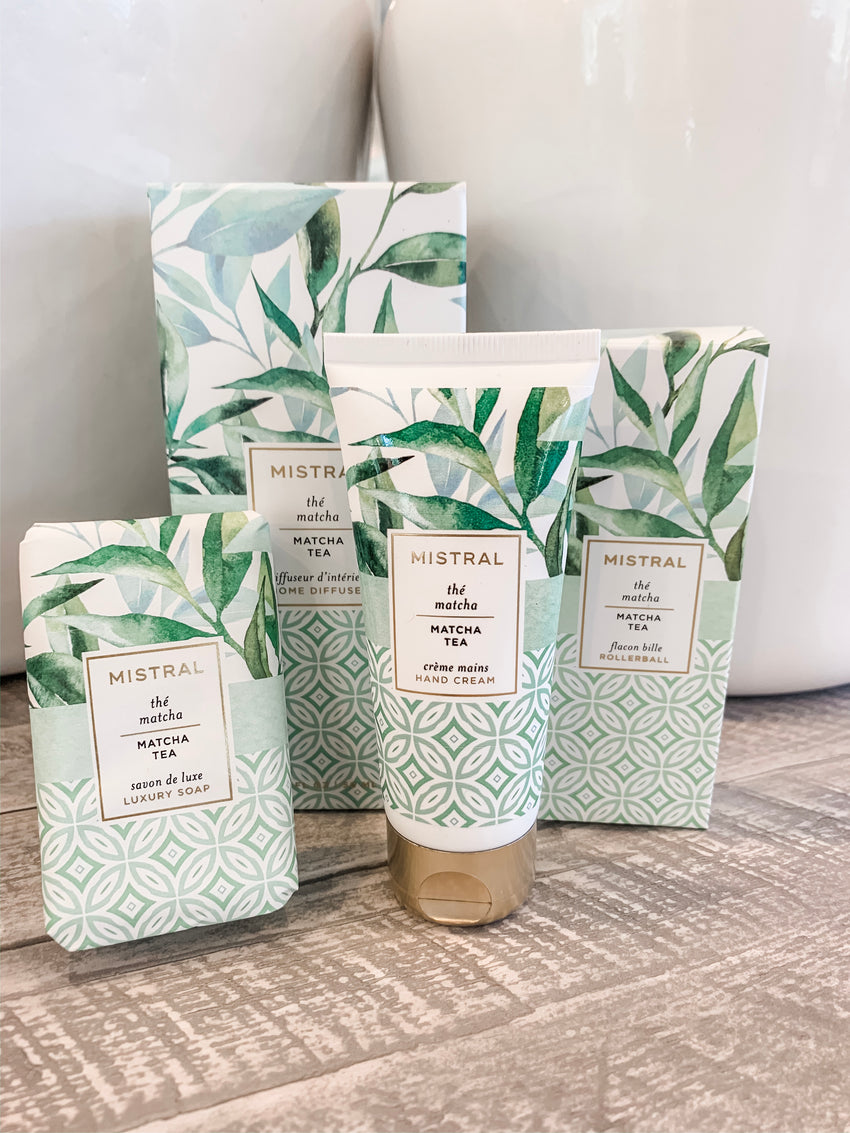 Hand Cream Matcha Tea