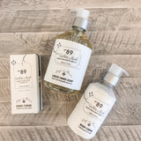 Soap & Lotion Set of 3 - White Musk