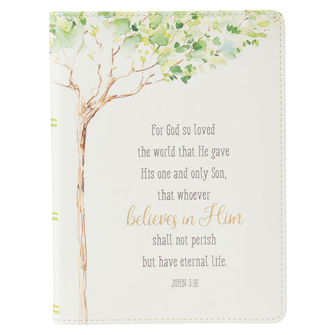 "Journal ""For God So Loved The World"""