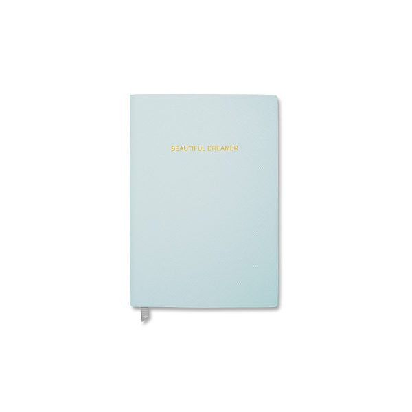 "Notebook ""Beautiful Dreamer"""