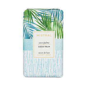 Bar Soap Coco Palm Set of Two Soaps