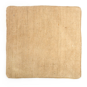 Placemats Jute Square Set of 4