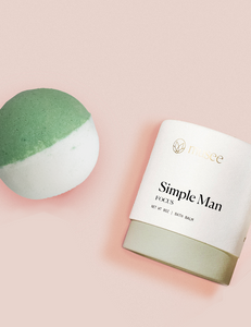 Bath Balm Boxed - Simple Man