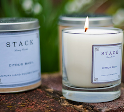 Stack Candle - 8 Scents Available