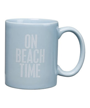 Mug - On Beach Time