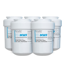 Load image into Gallery viewer, Pursafet GE MWF SmartWater MWFP GWF Comparable Refrigerator Water Filter