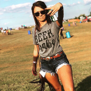 Beer Babe Tee