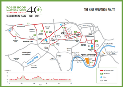 24th February 2021 - Robin Hood launches its roadmap and four steps to get you to the finish line in September - plus a special 10% off race entry to celebrate.