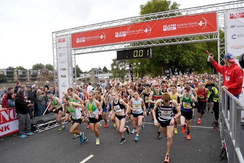 THE NOTTINGHAM MILE CHALLENGE - GENERAL ENTRY