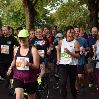 Nottingham Half Marathon Entry - Gift Card