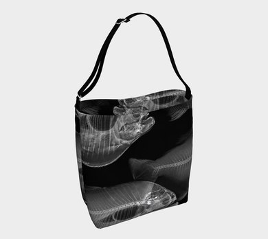 Piranha Day Tote Bag