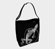Load image into Gallery viewer, Iguana Day Tote Bag
