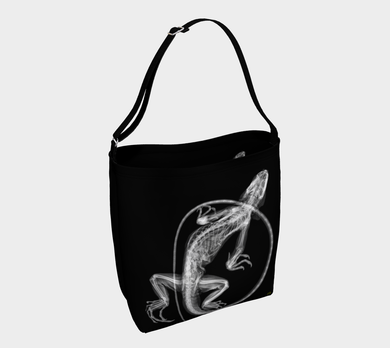 Iguana Day Tote Bag