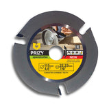 Angle grinder blade for wood PRIZY Speedcutter 115 mm