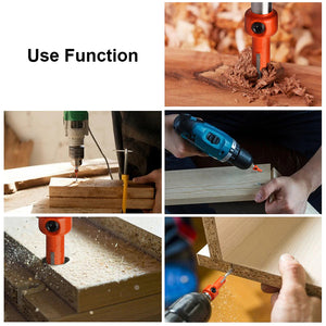 Countersink Drill Bit Set (5 PCS)