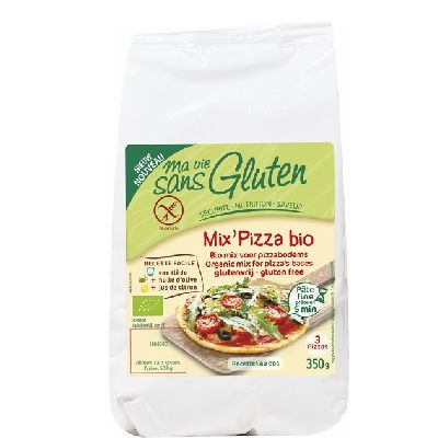 Mix' Pizza 350G Ma Ss Gluten