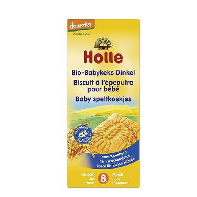 Biscuits Epeautre Bebe 150g Holle