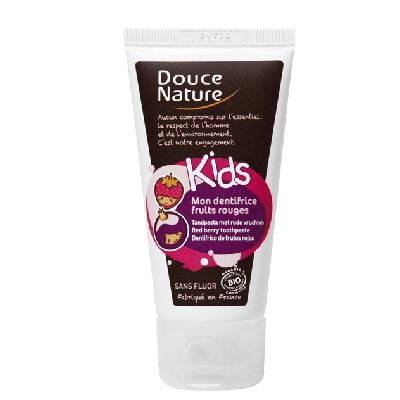 Mon Dentifrice Fruits Rouges Douce Nature
