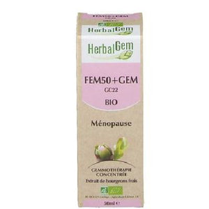 Fem50+Gem 50 Ml Herbalgem
