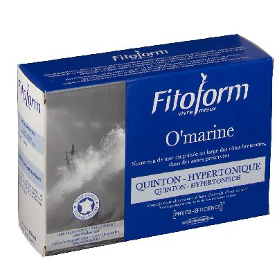 Omarine** Buvable 30x10ml Fitoform